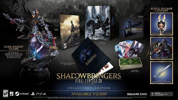 Final Fantasy XIV, Final Fantasy XIV: Shadowbringers, il crossover con FFXV