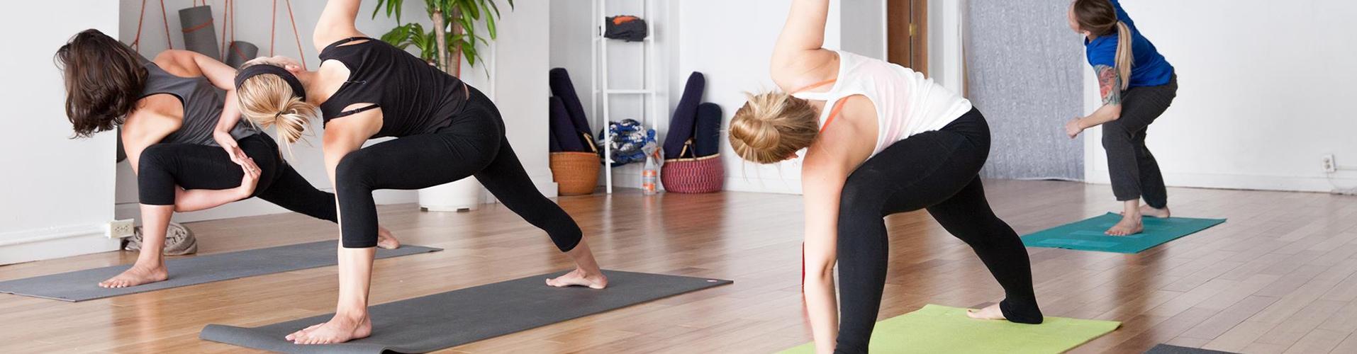 Yess Yoga Class Schedule