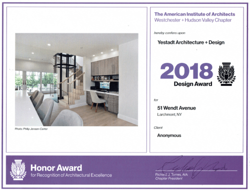 2018 AIA Design Award