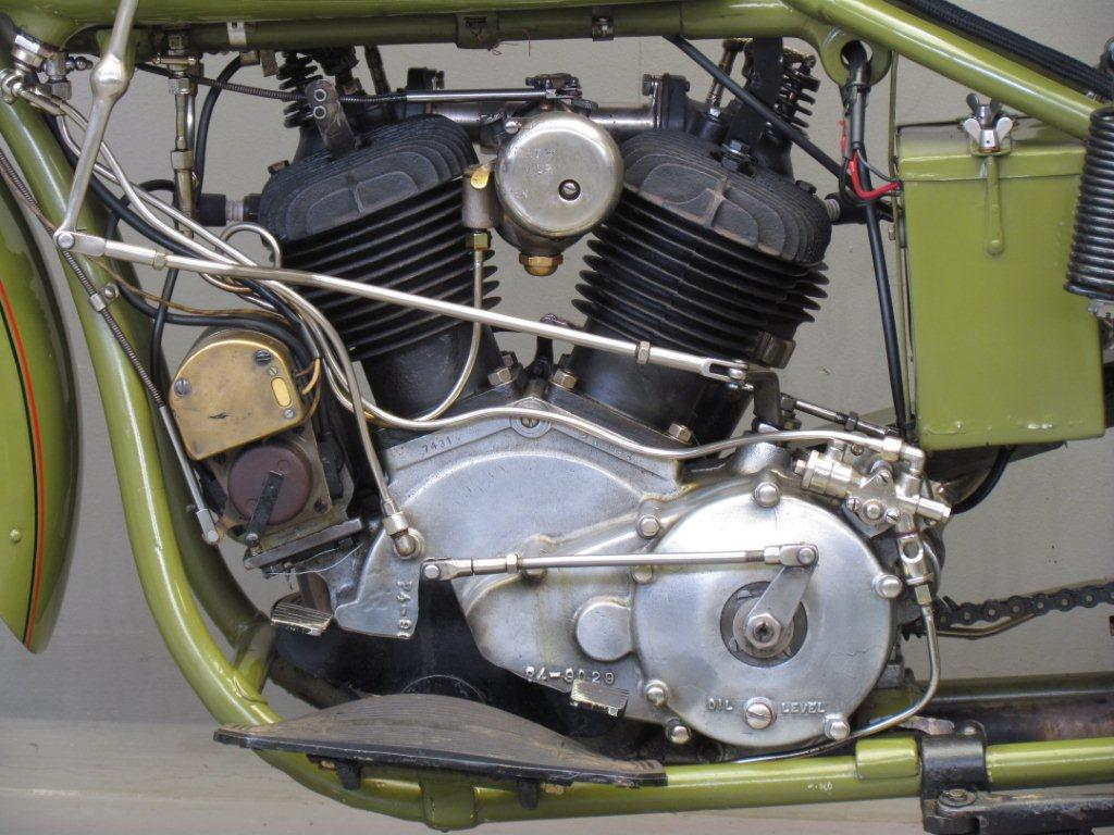 Indian Excelsior Motorcycle
