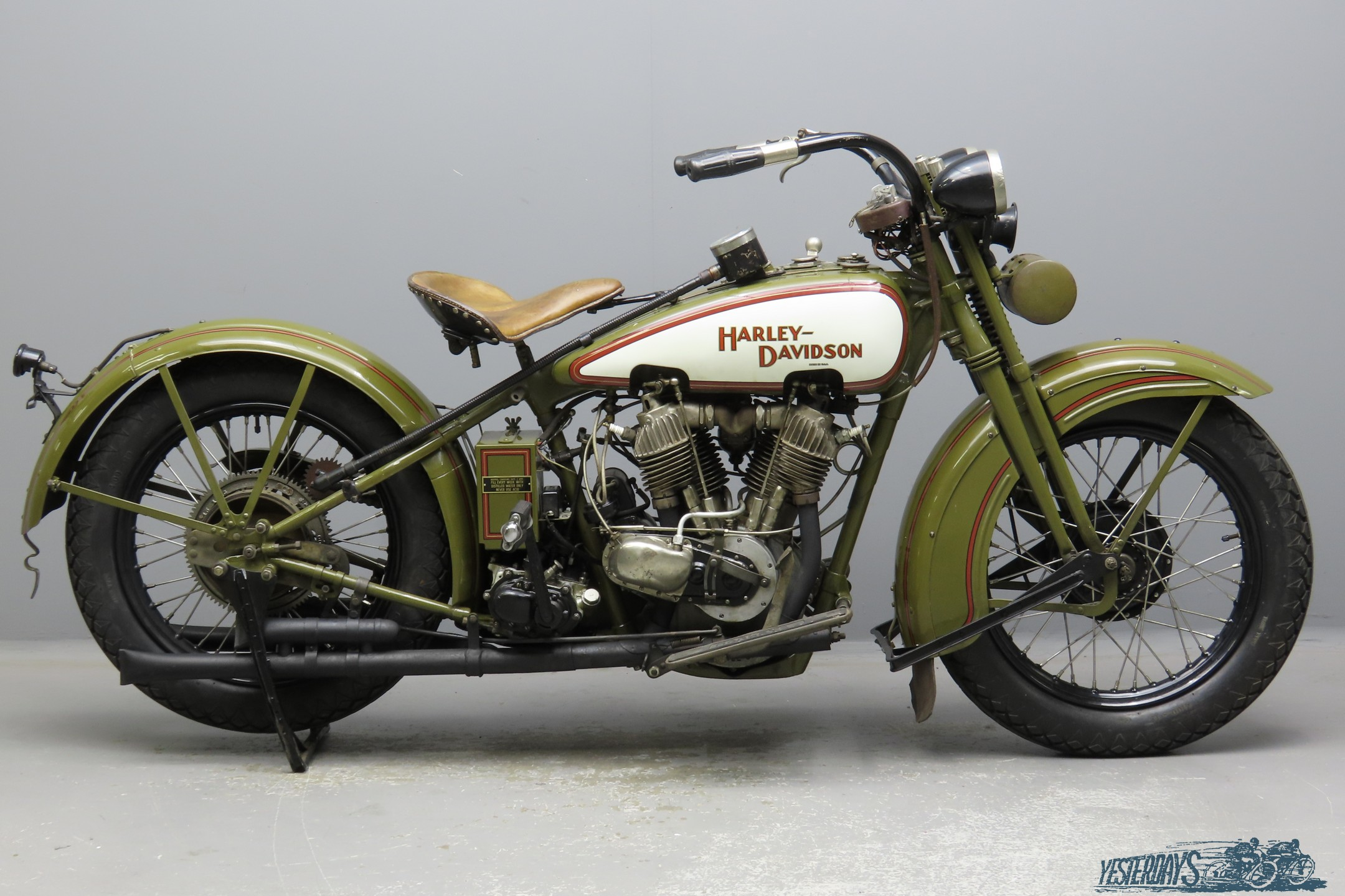 harley davidson 1929 jd 1212cc 2 cyl