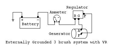 10dn Alternator Wiring Diagram Yesterday S Tractors Third Brush Generators