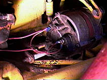 diesel engine alternator wiring diagram create yesterday's tractors - updating the charging system of your older tractor