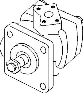 Kubota L175 Parts Manual