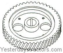 1750237M1 Camshaft Gear 1750237M1