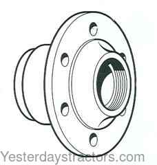 Ferguson Wheel Hub for Ferguson 35,50,65,MH50,TE20,TO35