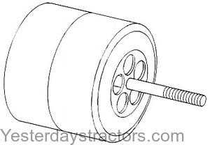 Massey Ferguson Lift Pump Cap Kit Bowl for Massey Ferguson