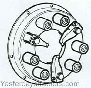 Ferguson Clutch-Pressure Plate for Ferguson TE20,TEA20