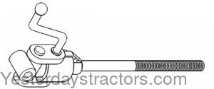 Massey Ferguson 175 Leveling Box Assembly, RH, Heavy Duty