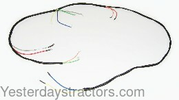 Farmall Wiring Harness Main Assembly for Farmall 300,350