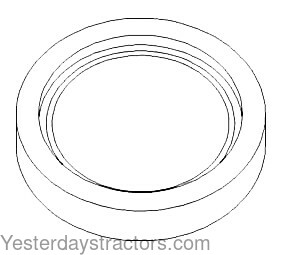 Farmall Axle Seal, Rear Outer for Farmall 1026,1066,1086