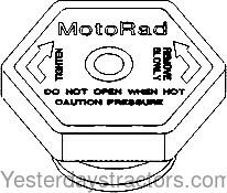 Farmall Radiator Cap for Farmall 1066,1086,1466,1468,1486