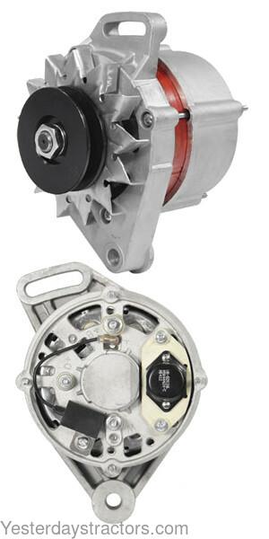 Alternator Wiring Diagram Parts