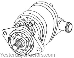 Allis Chalmers Pump Company, Allis, Free Engine Image For