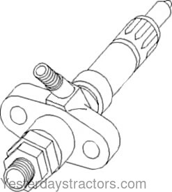 Allis Chalmers Injector for Allis Chalmers 7000,7010,7020