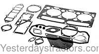 Massey Ferguson 135 Gasket Set, Engine Top, Perkins 152