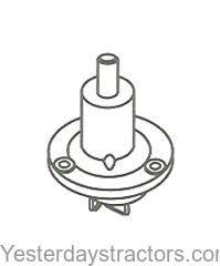 Ferguson Water Pump, without pulley for Ferguson 35,135