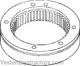 Massey Ferguson Planetary Ring Gear for Massey Ferguson