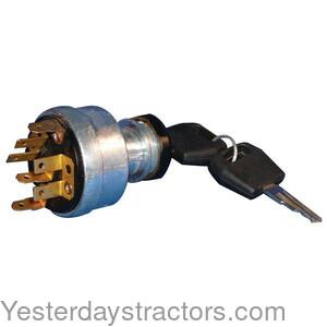 John Deere Starter Switch with Key for John Deere 1020,2150,2155,2240,2255,2350,2355,2355N,2440