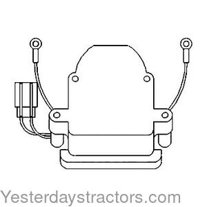 John Deere Voltage Regulator for John Deere 3020,4000,4020