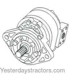 Ford 9n Hydraulic Parts Diagram ~ ford 3000 hydraulic pump