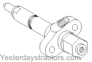 Ford Fuel Injector for Ford 2600,3600,4600,5600,5700,6600