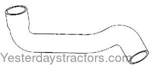 Ford Radiator Hose Lower for Ford 5600,5610,6600,6610,7600