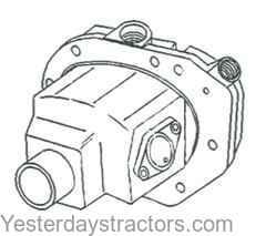 Ford Hydraulic Pump for Ford 4600,2810,2910,3400,3900,3910