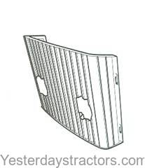 Ford Grill, With Light Holes for Ford 2310,2610,2810,2910