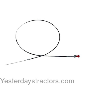 Ford Fuel Shut Off Cable for Ford 550,555,555A,555B,650