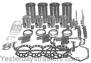 Allis Chalmers Engine Rebuild Kit for Allis Chalmers D15