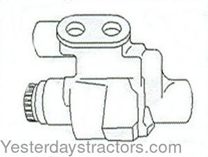 John Deere Water Pump for John Deere 8100,8200,8300,8400