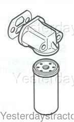 Massey Ferguson Spin-On Oil Filter Kit for Massey Ferguson