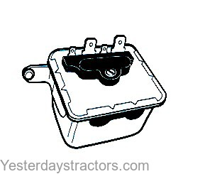 Ford Regulator for Ford Dexta,Super Dexta,Major,Power