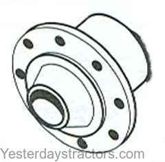 Case Wheel Hub, Front for Case 970,1170,1175,1896,2094
