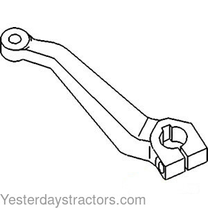 Ford Steering Arm (RH) for Ford 1300,1310,1500,1510