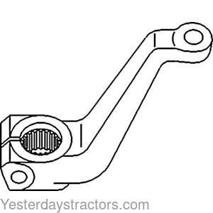 Ford Steering Arm for Ford TC25,TC29,TC30,TC33,1320,1520