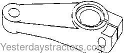 John Deere Steering Arm, RH for John Deere 300,301,400,401
