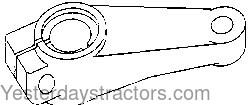 John Deere Steering Arm, LH for John Deere 300,301,400,401