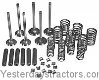 Massey Ferguson 135 Valve Overhaul Kit, Perkins 152 Gas