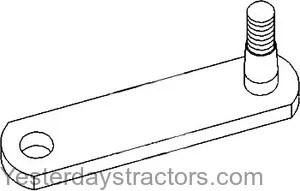 Oliver Power Steering Cylinder Link Arm for Oliver 2255
