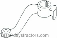 Allis Chalmers Steering Arm, LH for Allis Chalmers 6060