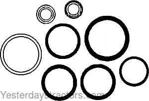 Ford Power Steering Cylinder Repair Kit for Ford 2000,230A