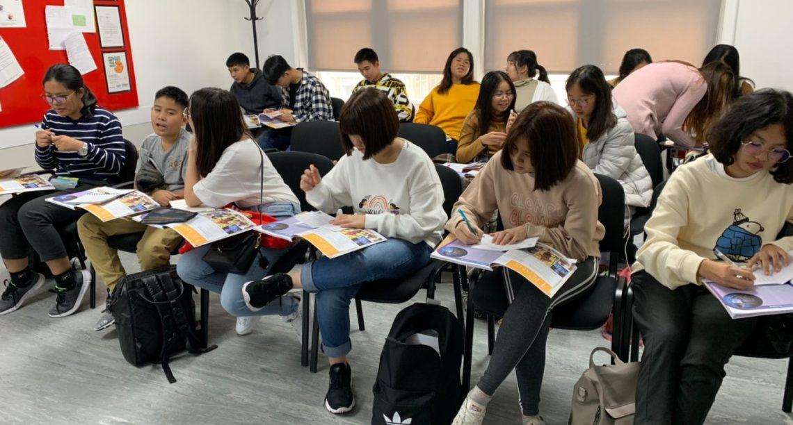 Language Course