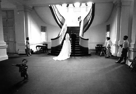 Museum of the Revolution - Wedding Pictures by Karen Davis