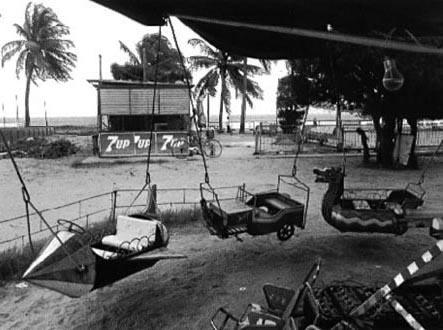 Nha Trang beachside amusement park by Karen Davis