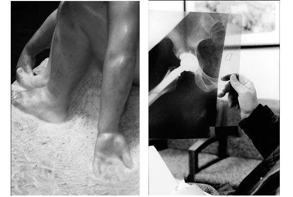 #19 from My Left Hip: Art As Life; Life As Art by Karen Davis