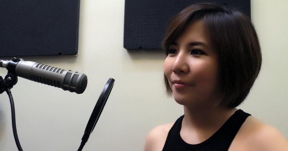 Marion Aunor. bumisita sa Yes FM - Philippine Radio Station | 101.1 Yes The Best