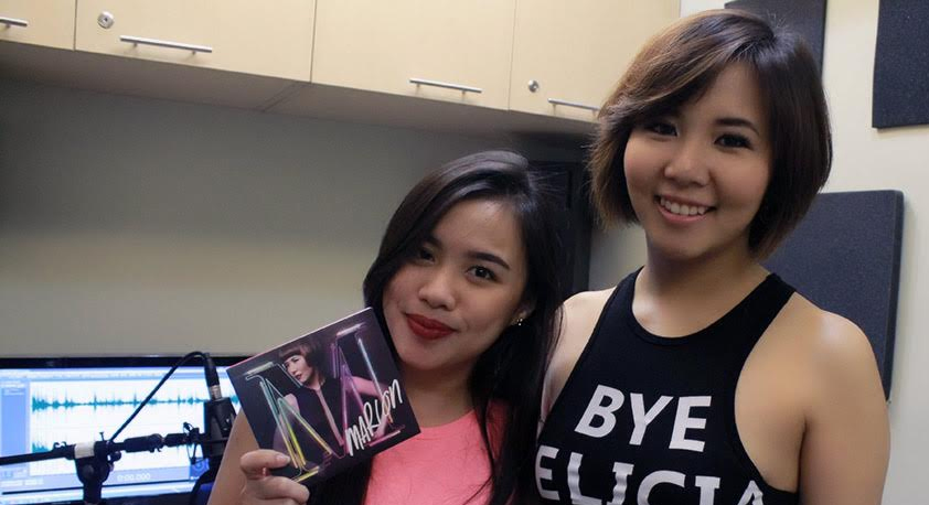 VIEW: Marion Aunor. bumisita sa Yes FM - Philippine Radio Station | 101.1 Yes The Best