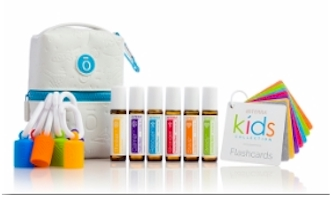 ESSENTIAL OILS AND CHILDREN